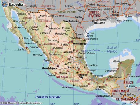 paises del 1 y 3er mundo